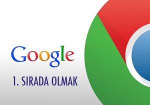 Google Birinci Sıra